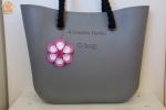 Charm fiore per borsa Obag