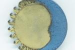 Ciondolo con sole e luna - collana costellazione