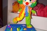 Clown porta oggetti