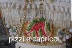 Coffa siciliana dipinta a mano