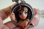 Collana aviatore steampunk
