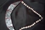Collana barchetta argento