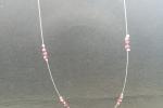 Collana con cristalli - collana donna - collana personalizz