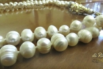 Collana perle di fiume scaramazze