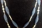 Collana serie Ecogioielli Jeansmania-doppio filo girocollo