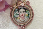 Collana Frida Khalo soutache