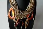 Collane che danno colore/calore ai nostri outfit invernali