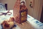 Confezione muffin cupcake  apposita rigida personalizzata