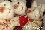 Coniglietti fermaporta