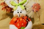 Coniglietto Bunny fatto a mano