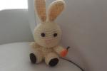 Coniglietto con la tecnica Amigurumi