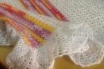 Copertina baby multicolor modello fantasy