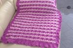 Copertina bimba in lana