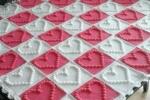 Copertine all'uncinetto per bambini in lana o cotone