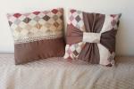 Coppia di cuscini chic in diverse forme