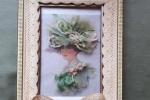 Cornice decorata
