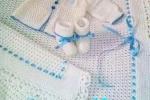 Corredino neonato con nastro, personalizzabile