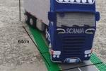 Creazione di camion in lana da foto