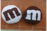 Cuscini m&m's