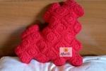 Cuscini pixel crochet