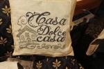 """Cuscino """"Casa Dolce Casa"""""""