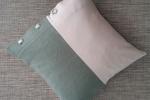 Cuscino lana cotta 60x60