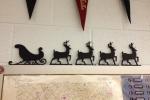 Decorazione natalizia 3D