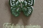 Farfalla a calamita