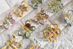 Farfalle in ceramica/Calamiti