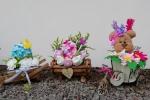 Vasi decorati a piacimento, personalizzati - Festa della mamma