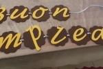 Festone personalizzato in gomma eva