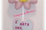 Fiocco nascita cuore ❤