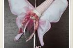 Fiocco nascita farfalla