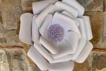 Fiori gomma Eva riproducibili in diverse colorazioni