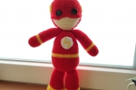 Flash amigurumi