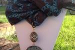 Foulard-gioiello Albero della Vita