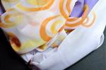 Foulard-gioiello Violet