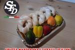 Frutta Martorana e Taralli Siciliani