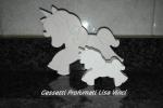 Gessetti profumati a Forma di Unicorno