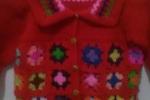 Giacca in lana bambina 5 anni circa