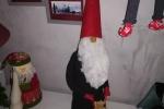 Gnomo natalizio di buon augurio