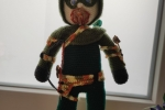 Green Arrow amigurumi