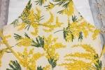 Grembiule bimba da cucina con mimose