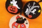 Halloween Fantasmini birichini, zucche e gattini neri