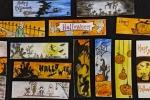 Segnalibri tema halloween