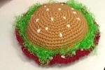 Hamburger Amigurumi