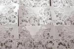 Inviti stampati e personalizzati con intaglio laterali