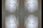 Invito bimbo o bimba tema mongolfiera