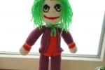 Joker amigurumi