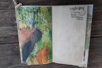 Junk Journal a tema Natura